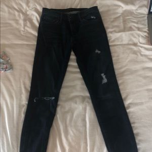 Black Orchid Denim Skinny Jean
